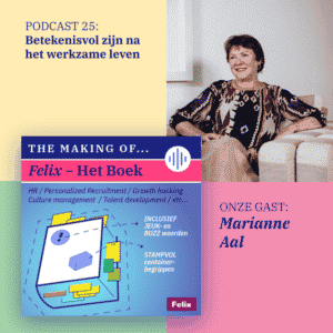 Podcast 25 Felix Community Marianne Aal